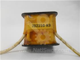 ITE 230VAC CONTROL RELAY COIL X