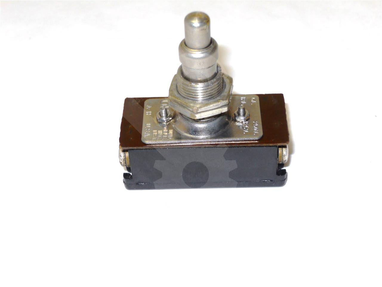 General Electric Ge Motor Cut Off Switch G 2nc