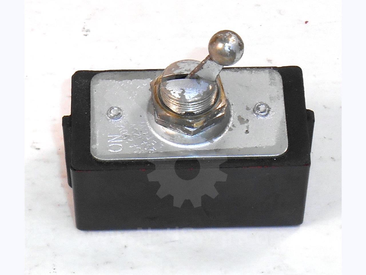 SA SPRING MOTOR CUT OFF SWITCH, TOGGLE