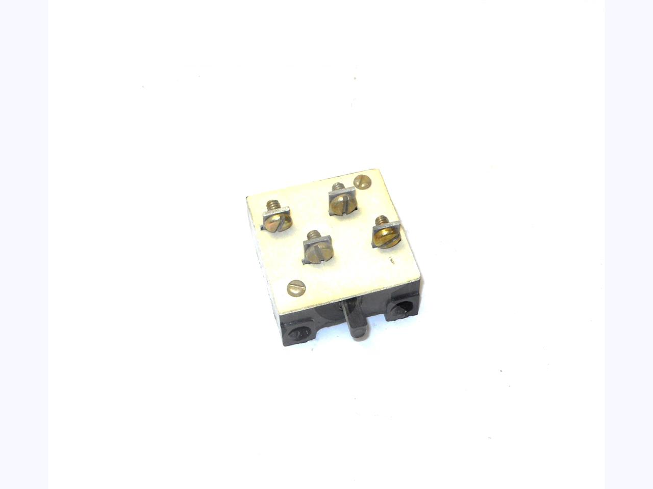567F430G06 Westinghouse MOTOR CUT OFF SWITCH 1NO/1NC FOR DS / DSII / DHP