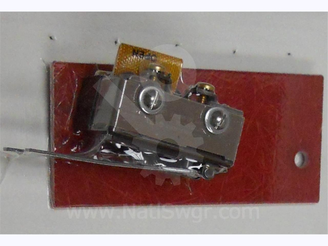 21696-93 Siemens / Allis Chalmers MOTOR CUT OFF SWITCH ASSEMBLY FOR GMI
