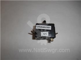 GE CONTACT BLOCK SWITCH NC