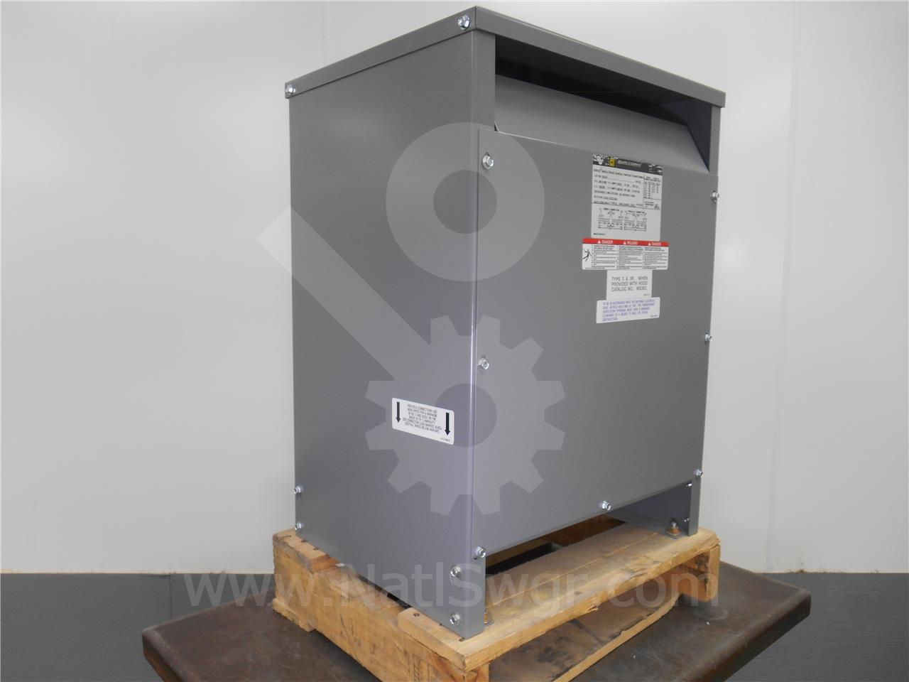 Sorgel SQD SORGEL 25S3H GENERAL PURPOSE TRANSFORMER UNUSED SURPLUS NEW