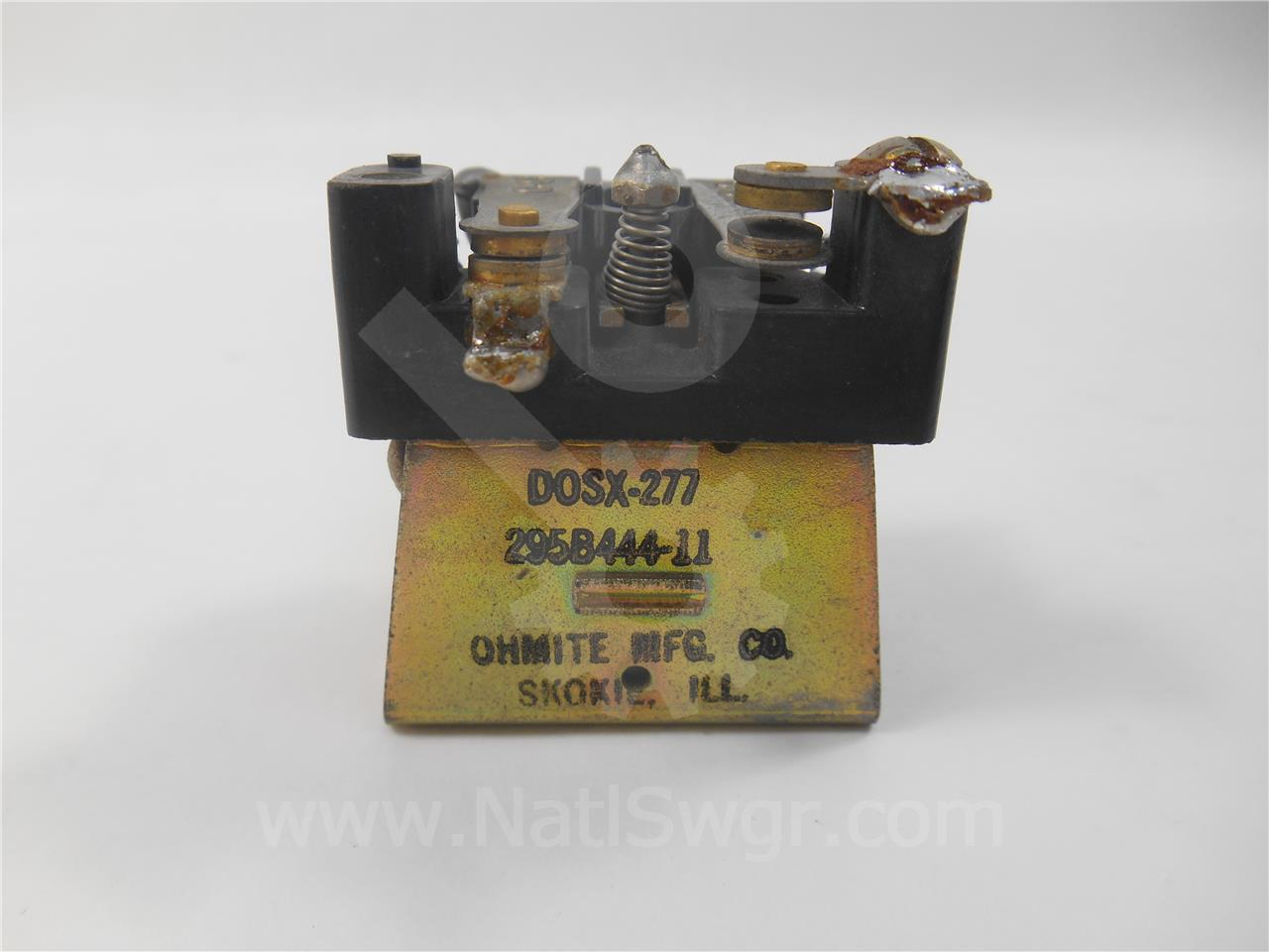 GE 230VAC CONTROL RELAY, Y