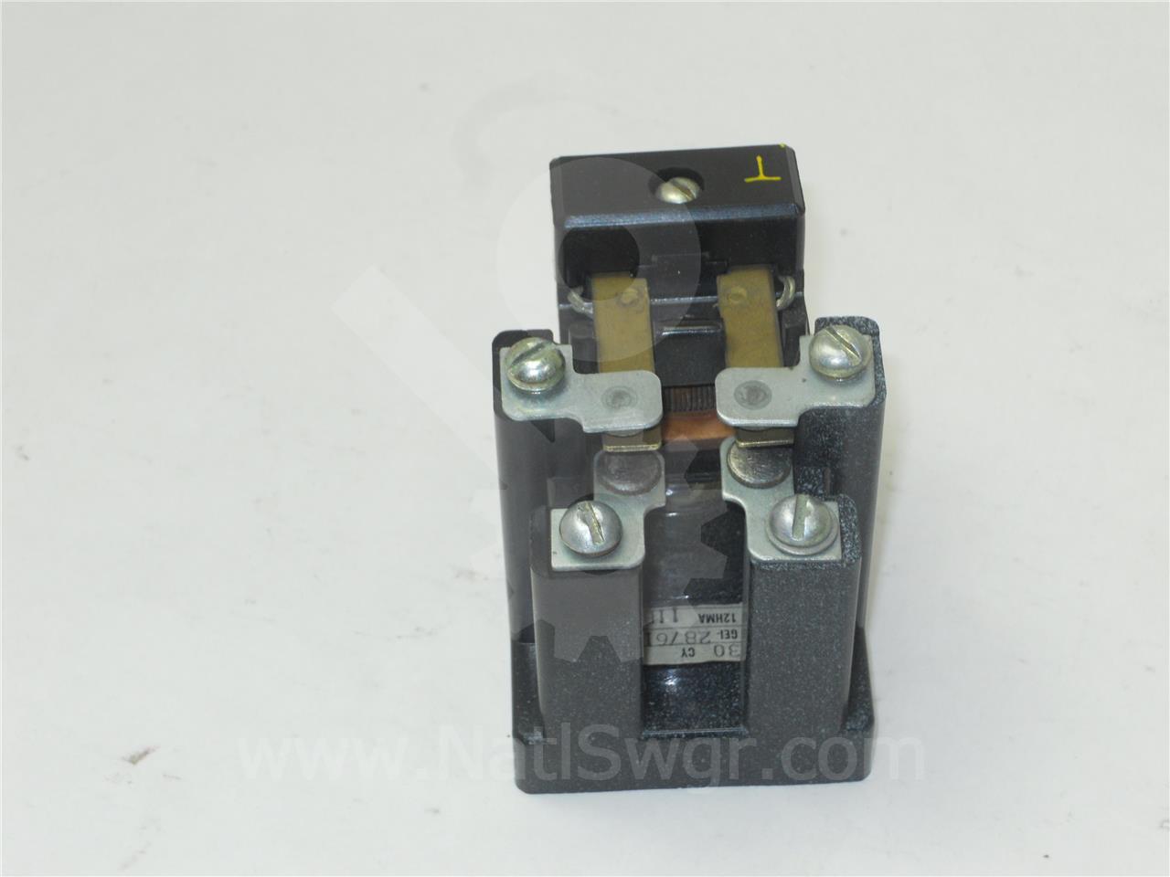 GE 230VAC HMA CONTROL RELAY