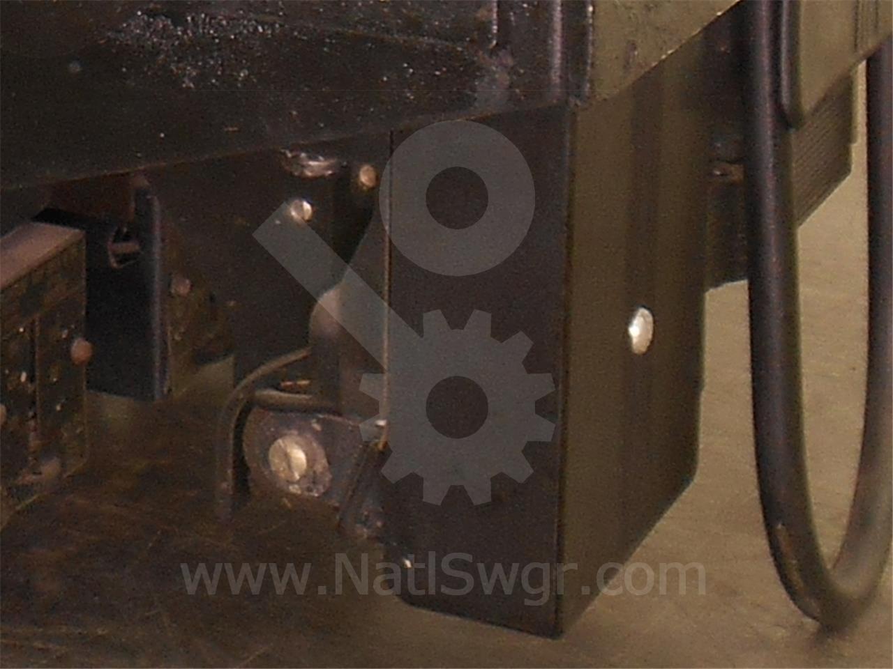 WH 125VDC CONTROL RELAY, X