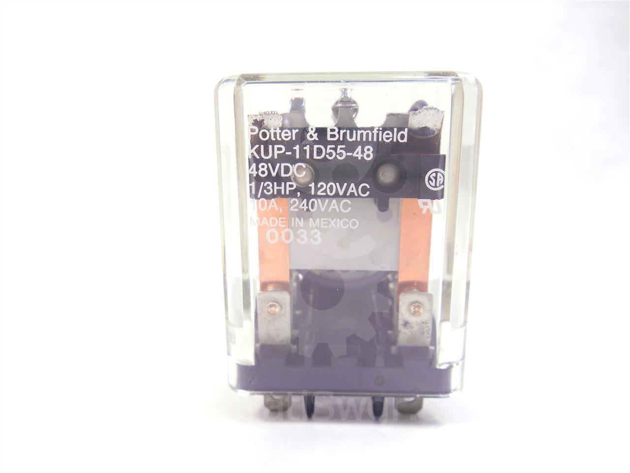 CH 48VDC CONTROL RELAY, Y