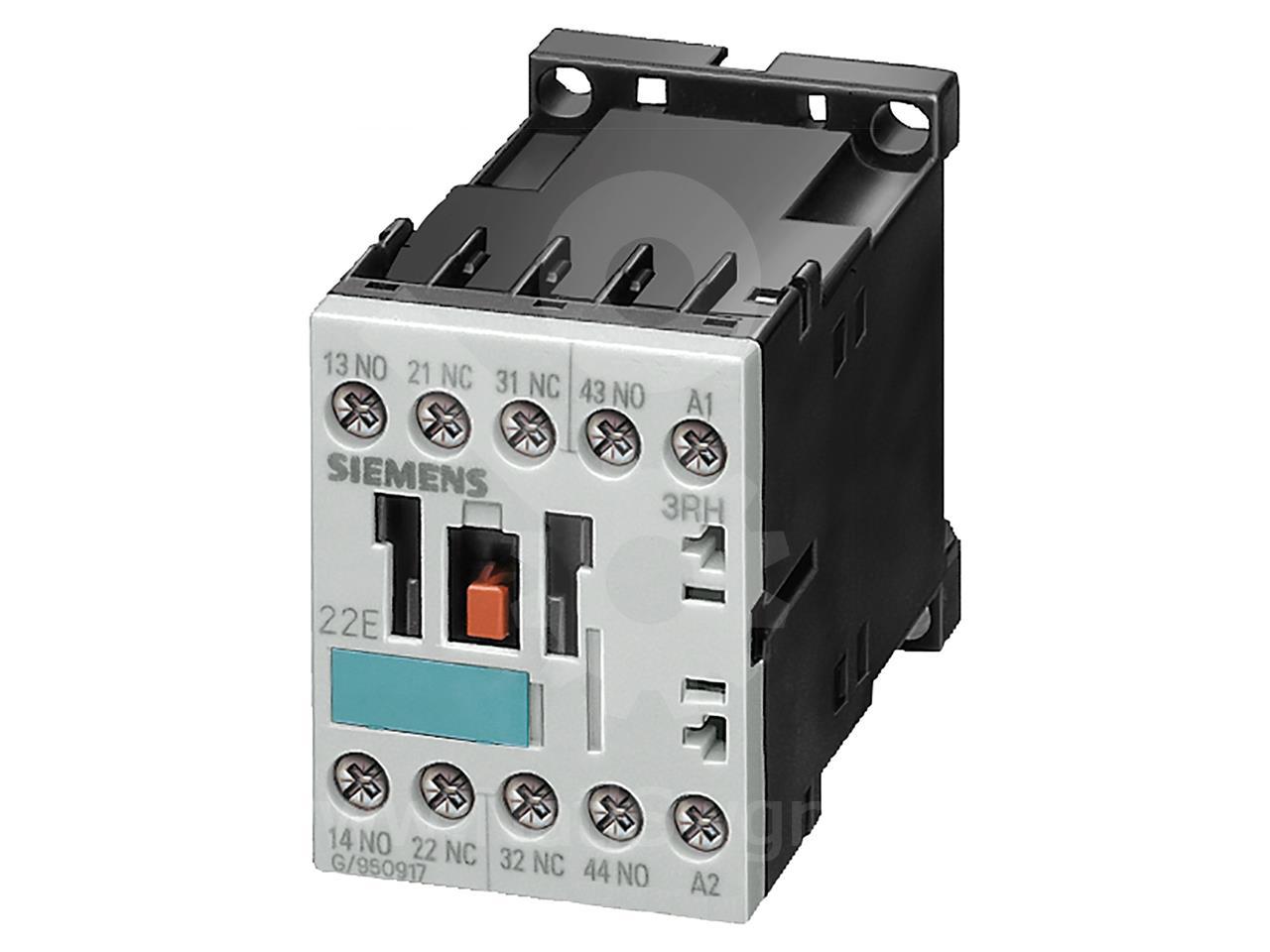 Siemens / Allis Chalmers SA 125VDC CONTACTOR RELAY UNUSED SURPLUS
