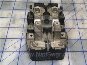 P&B 110VDC CONTROL RELAY Z