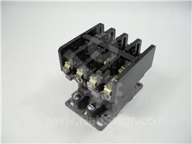 GE 125VDC CONTROL RELAY X