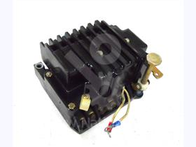 ITE 250VDC CONTROL RELAY ASSEMBLY