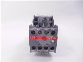 ABB 125VDC  CONTACTOR RELAY ASSEMBLY