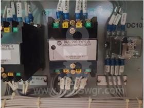 ALLEN BRADLEY 125VDC 700-R SEALED INDUSTRIAL CONTROL RELAY UNUSED SURPLUS