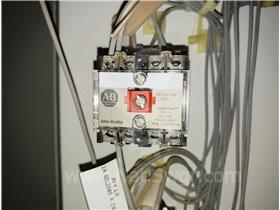 ALLEN BRADLEY 125VDC 700-P HEAVY DUTY INDUSTRIAL CONTROL RELAY