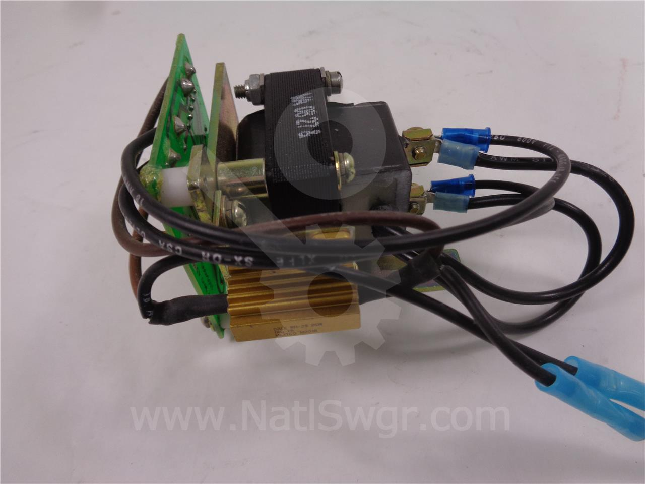 WPRCSFDC125 GE / General Electric 125VDC REMOTE CLOSE ASSEMBLY FOR WAVE PRO WITH CIRCUIT BOARD & SOLENOID