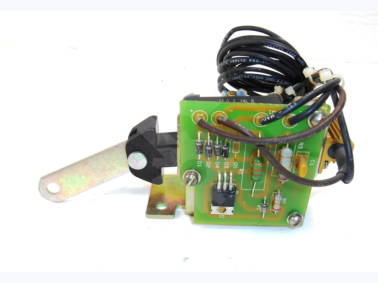 GE 120VAC REMOTE CLOSE ASSEMBLY KIT