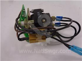 GE 125VDC REMOTE CLOSE ASSEMBLY