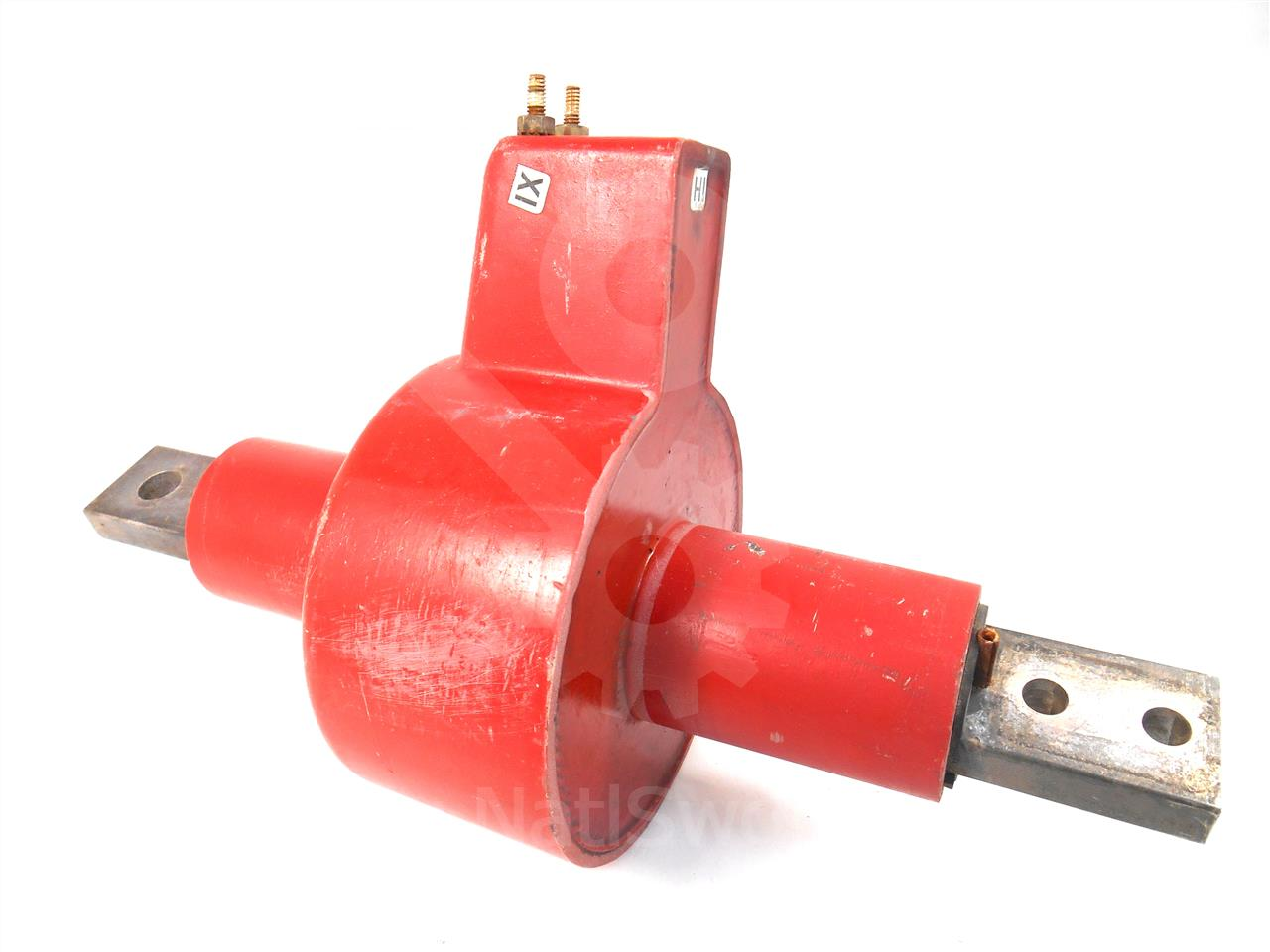401601-K12 ITE BC-1 CURRENT TRANSFORMER 1200:5 FOR 15HK SWITCHGEAR, BAR TYPE