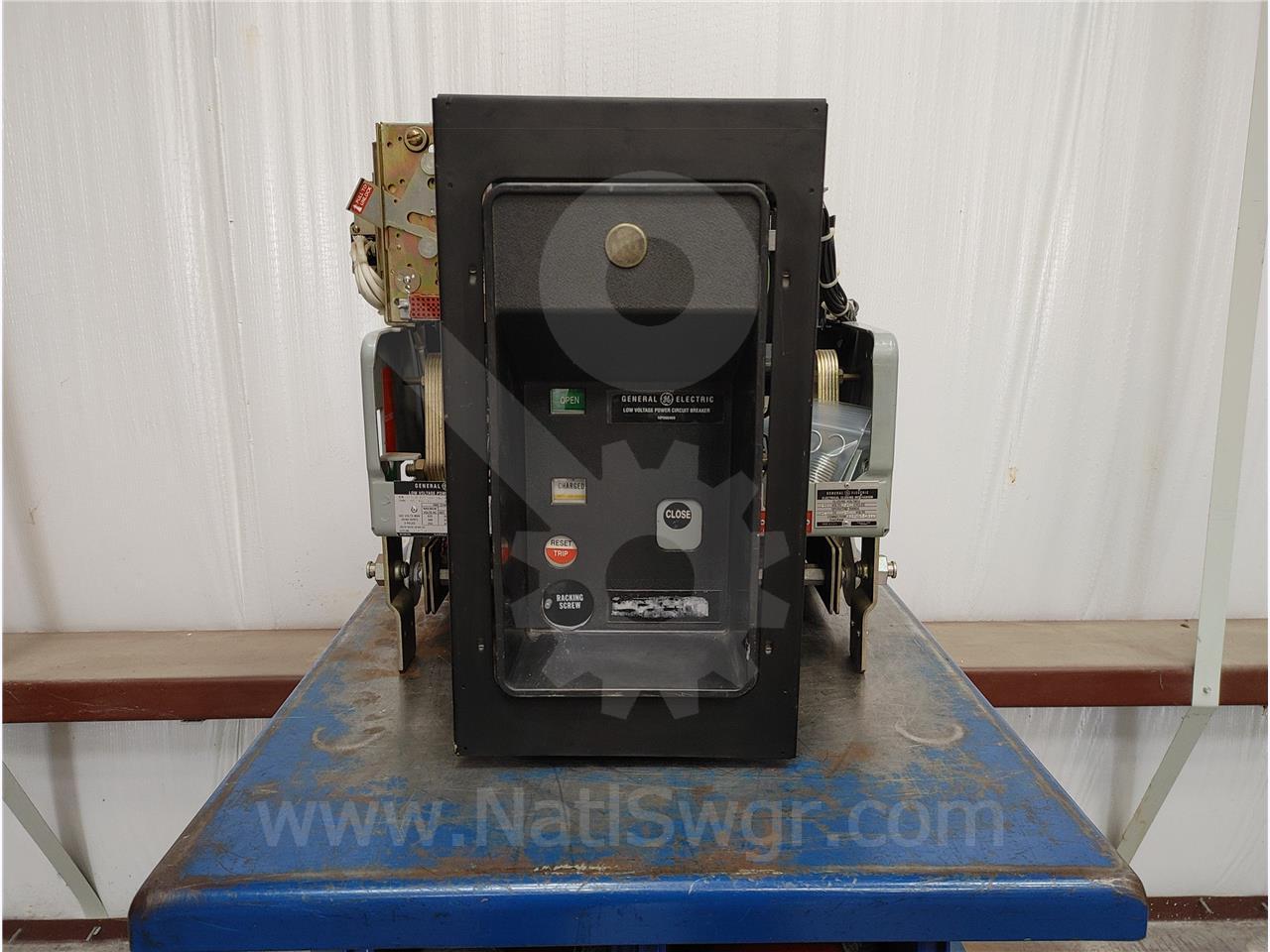 General Electric 800A GE AKR-10D-30 MO/DO