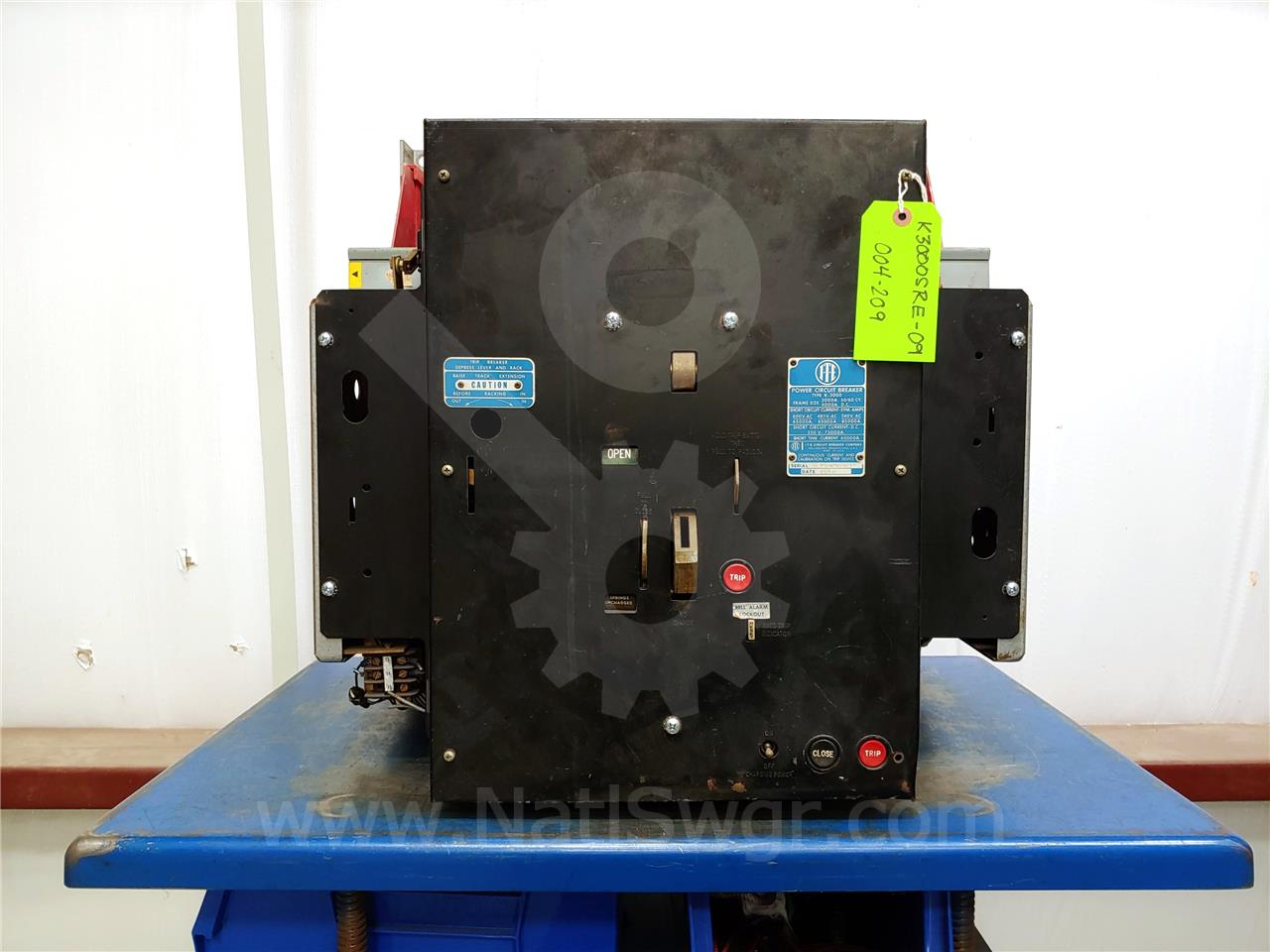 K-3000S 3000A ITE RED EO/DO PARTS UNIT
