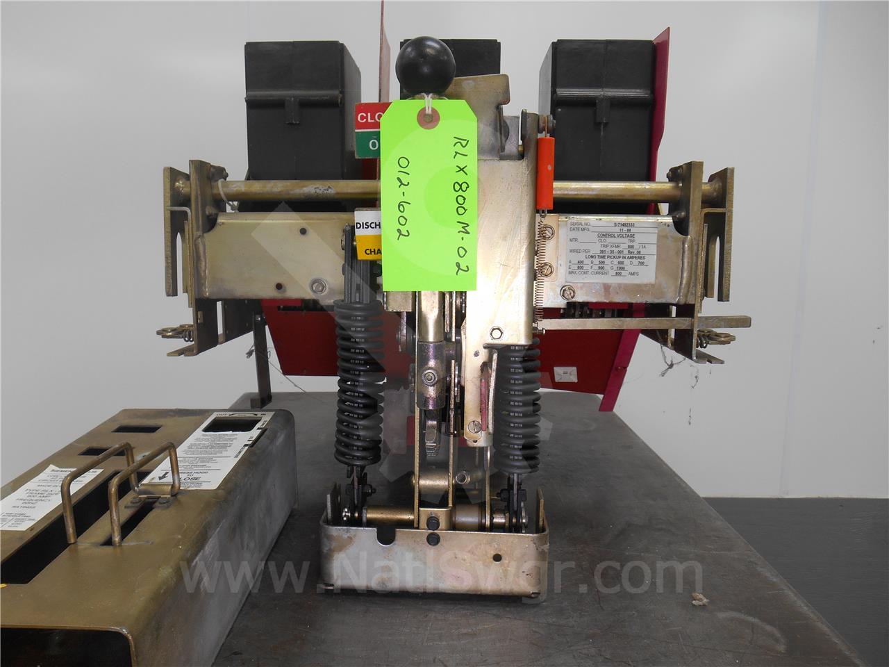 800A SA RLX-800 MO/DO