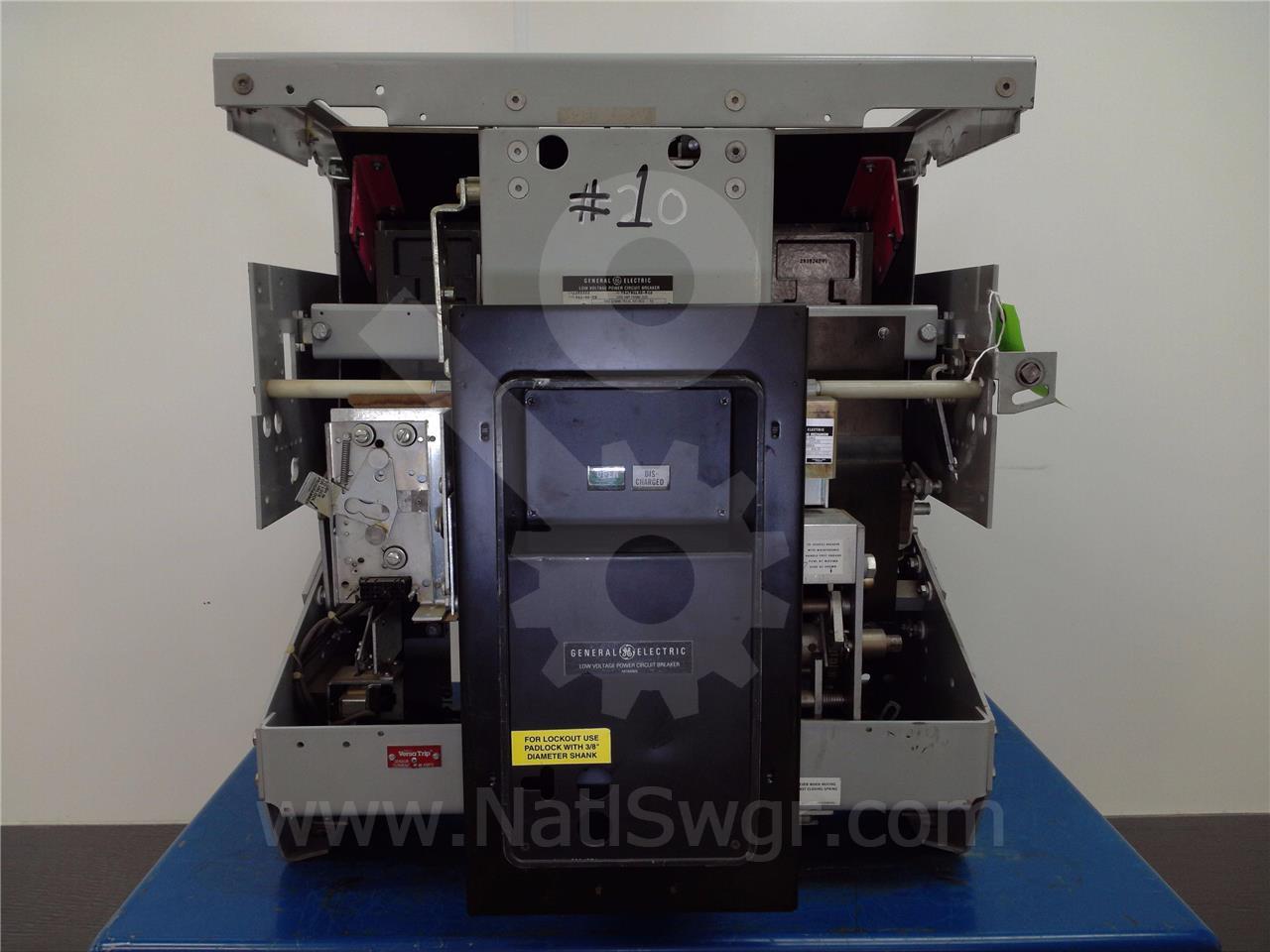 AKR-_D-75 AKR-6D-75 3200A GE / General Electric EO/DO 3200A CT