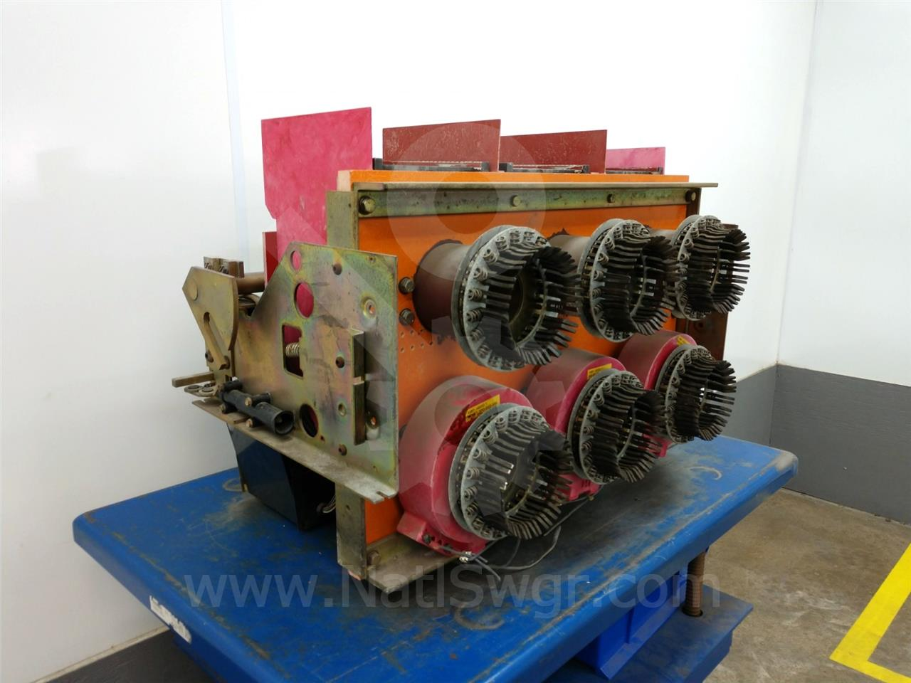 Siemens / Allis Chalmers 4000A SA RL-4000 EO/DO