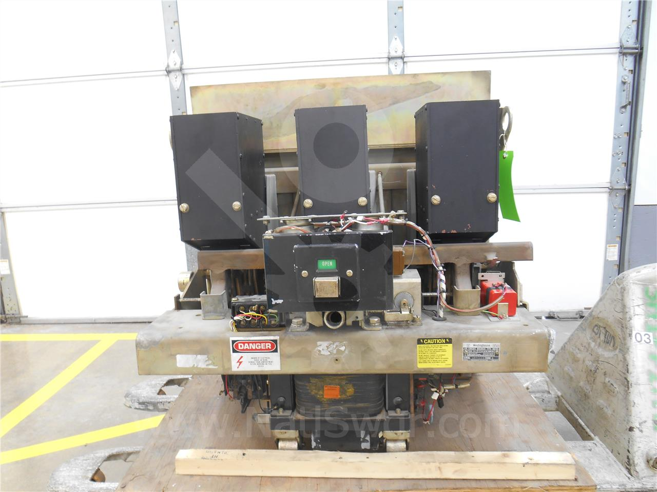 Westinghouse / Cutler Hammer 4000A WH DB-100 EO/DO 3P