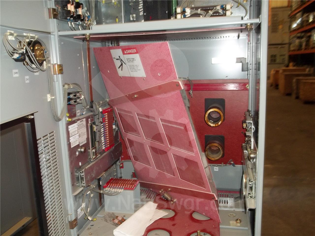 4000A Siemens / Allis Chalmers RLE INDOOR SWITCHGEAR 1M RLE 4000E