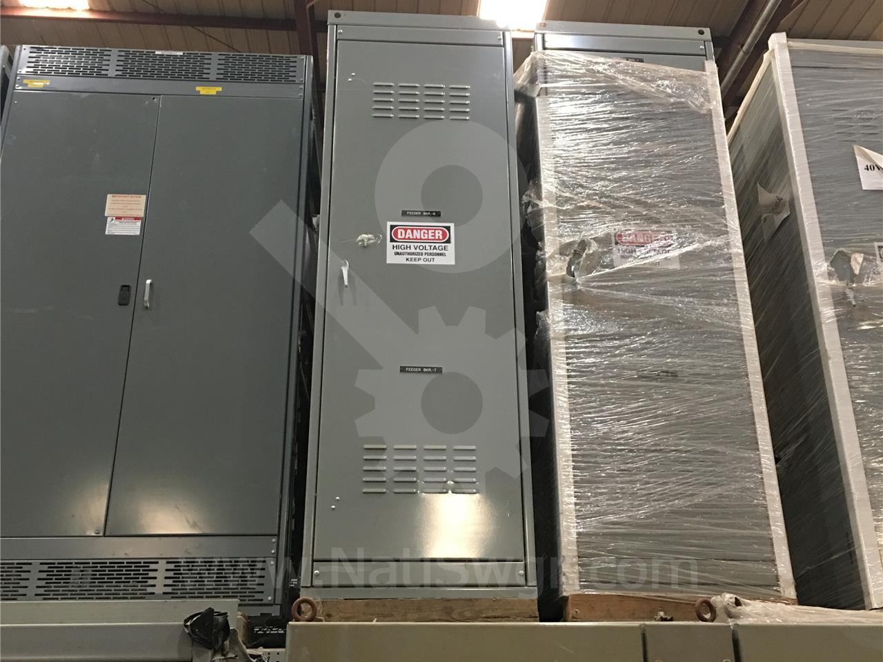 4000a Ge Akd 10 Indoor Switchgear