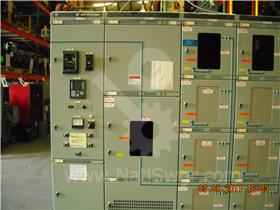 4000A GE AKD-8 INDOOR SWITCHGEAR