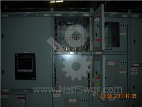 4000A GE AKD-8 FUSED INDOOR SWITCHGEAR