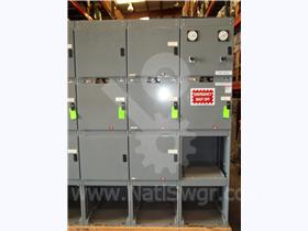 2000A SQD POWER ZONE III INDOOR SWITCHGEAR UNUSED SURPLUS