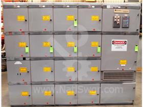 5000A CH DSII INDOOR SWITCHGEAR LINEUP