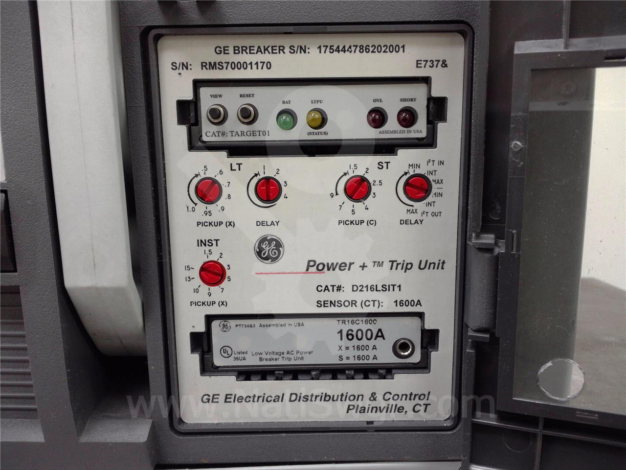 General Electric GE POWER PLUS SOLID STATE PROGRAMMER LSI