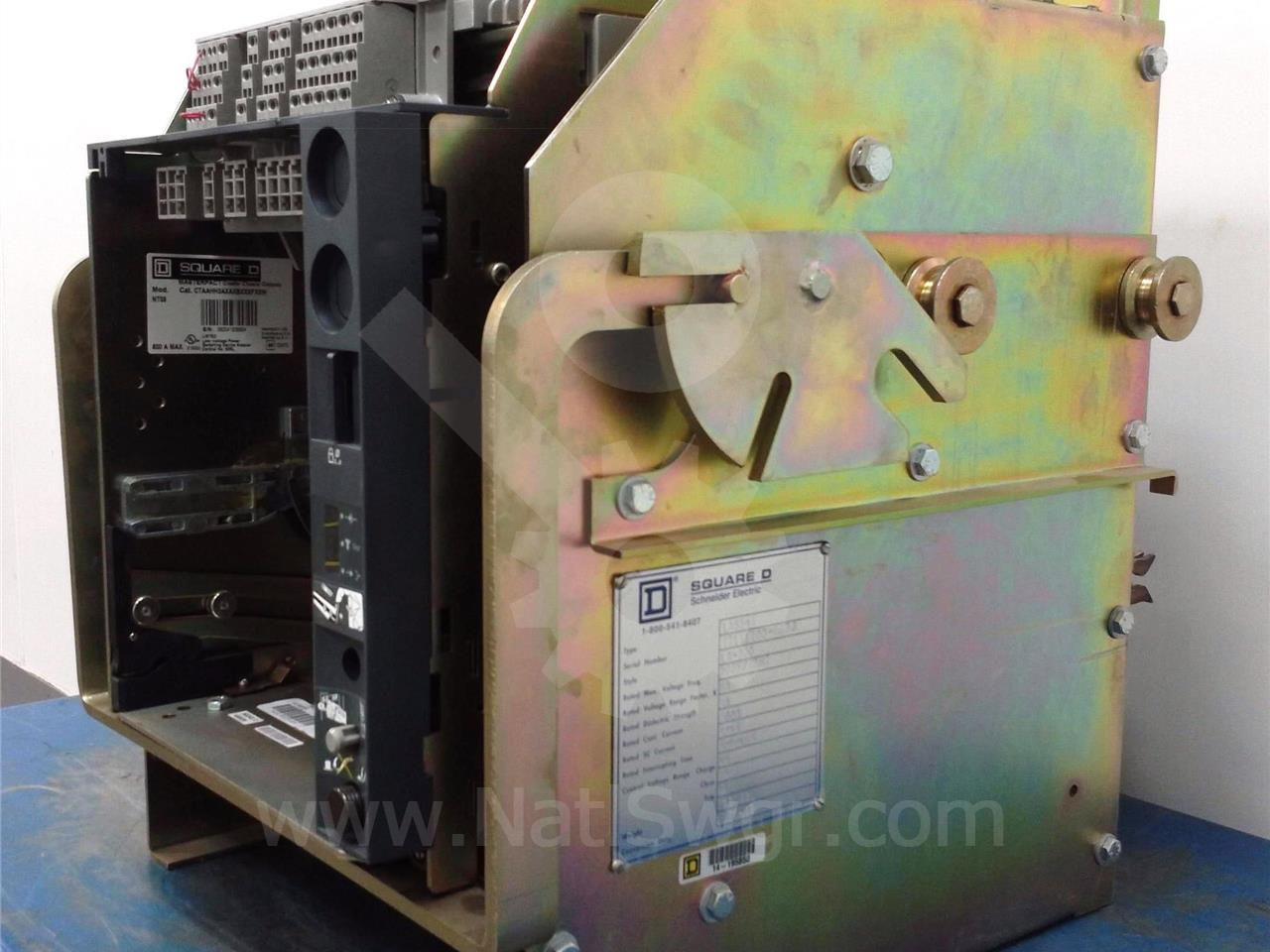 Square D 800A SQD MASTERPACT LA-600A/LA-800A RETROFILL ASSEMBLY UNUSED SURPLUS
