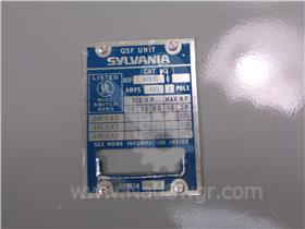 400A SYLVANIA QSF LOW VOLTAGE DISCONNECT SWITCH