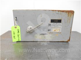200A GE QMR LOW VOLTAGE DISCONNECT SWITCH