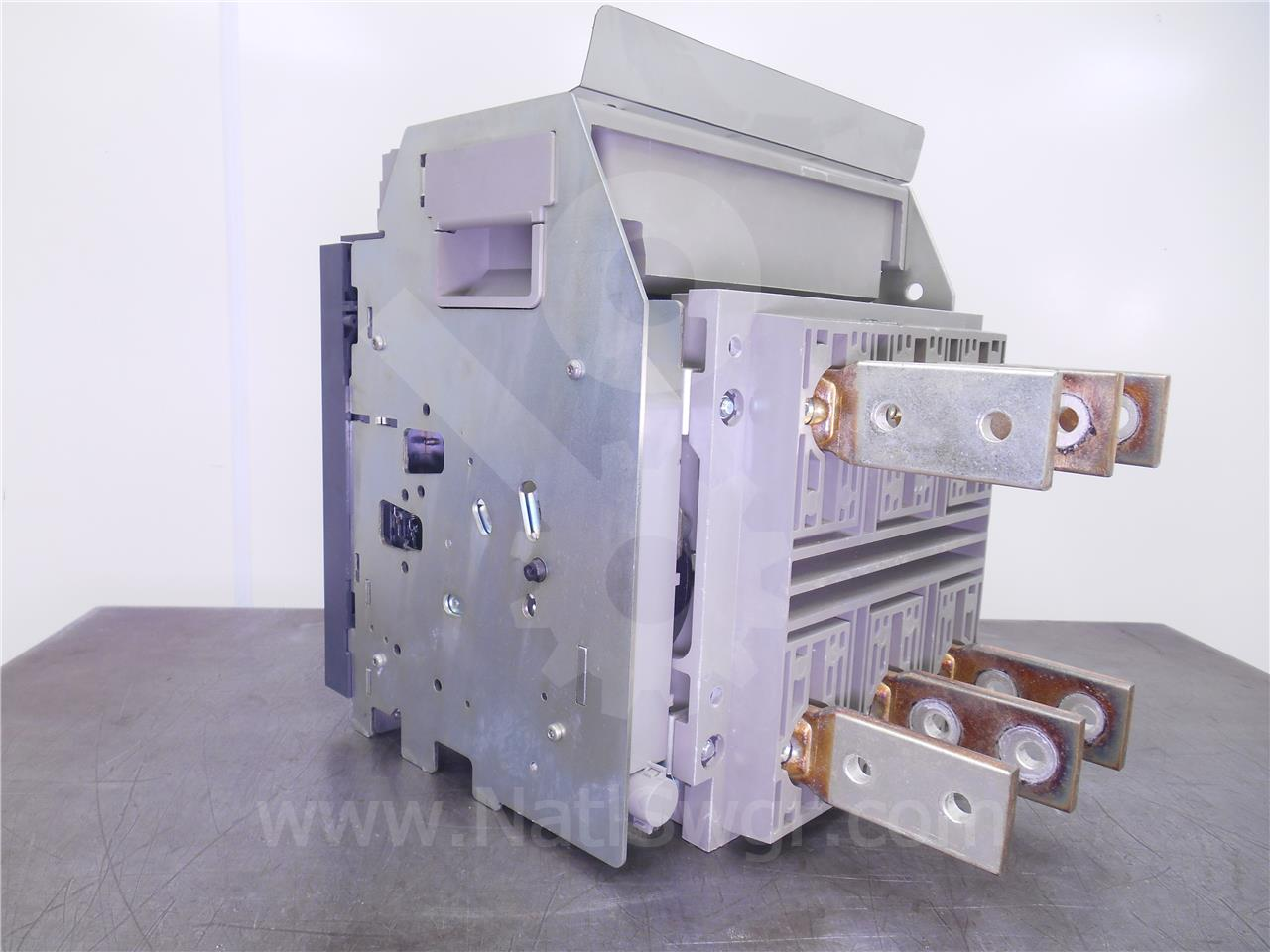 CTLBXX9XXXXXXXXXXX 800A Square D MASTERPACT SUBSTRUCTURE UNUSED SURPLUS FOR NT, MANUALLY OR ELECTRICALLY OPERATED BREAKER