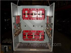 1600A GE TPD DRAWOUT SUBSTRUCTURE