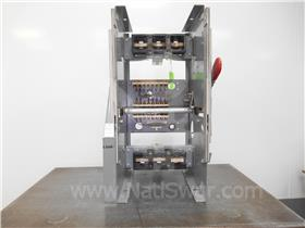800A GE TKCD DRAWOUT SUBSTRUCTURE
