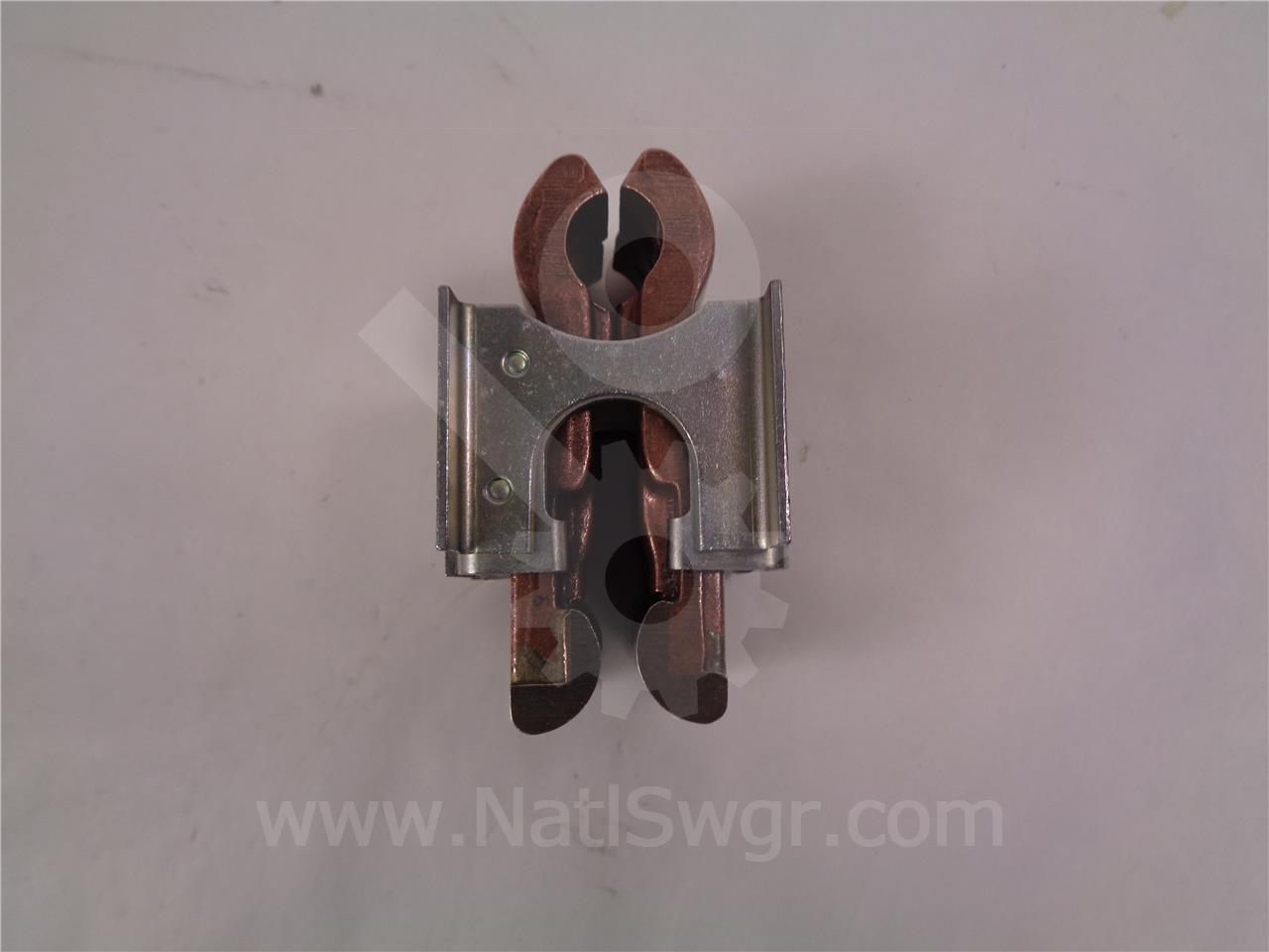 General Electric GE DOUBLE STATIONARY ARCING CONTACT ASSEMBLY