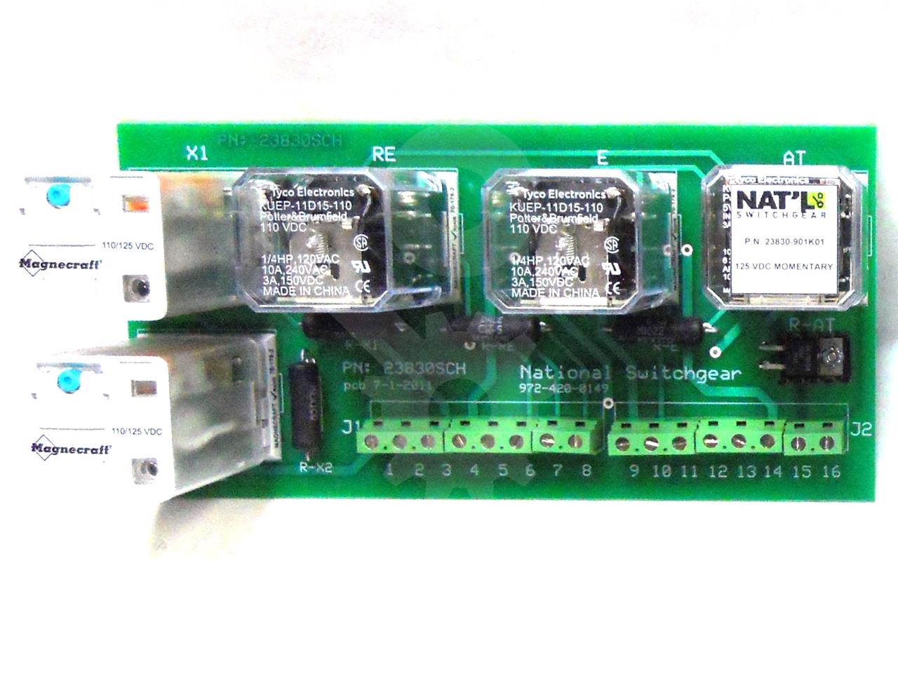 National Switchgear Nss Aep Controller Circuit Board China Catalog