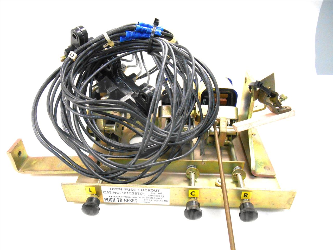 GE BLOWN FUSE TRIP INDICATOR ASSEMBLY