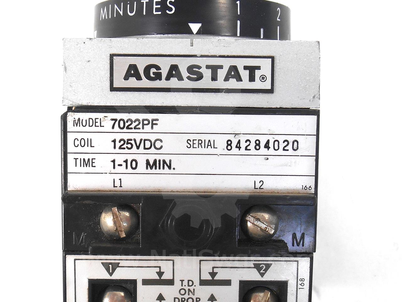 Agastat Timing Relay On Off Timer