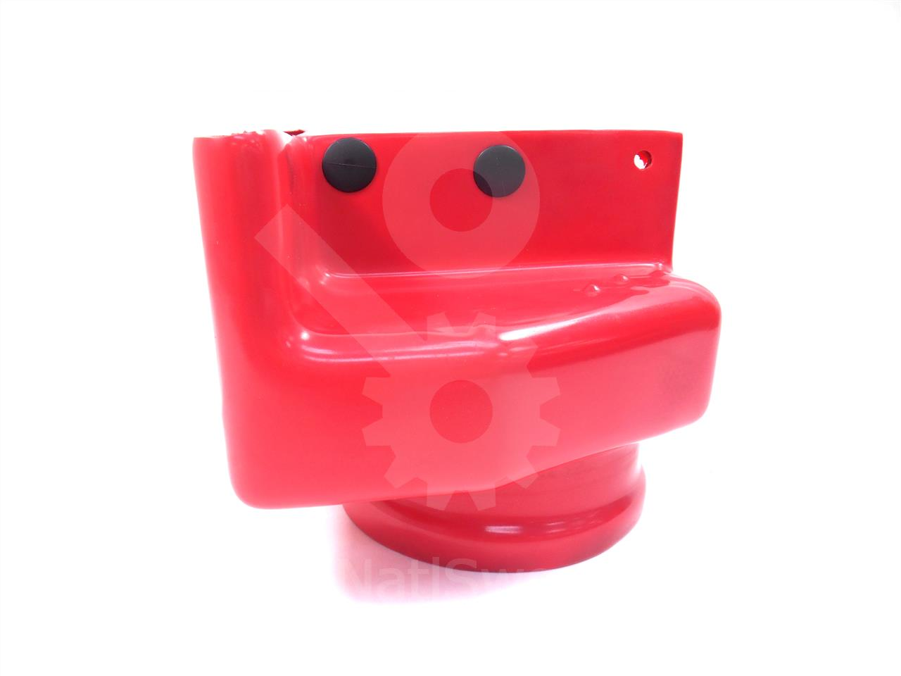 036-25-6 BUS BOOT 90 DEGREE 1/2 X 6 INCH FOR SWITCHGEAR