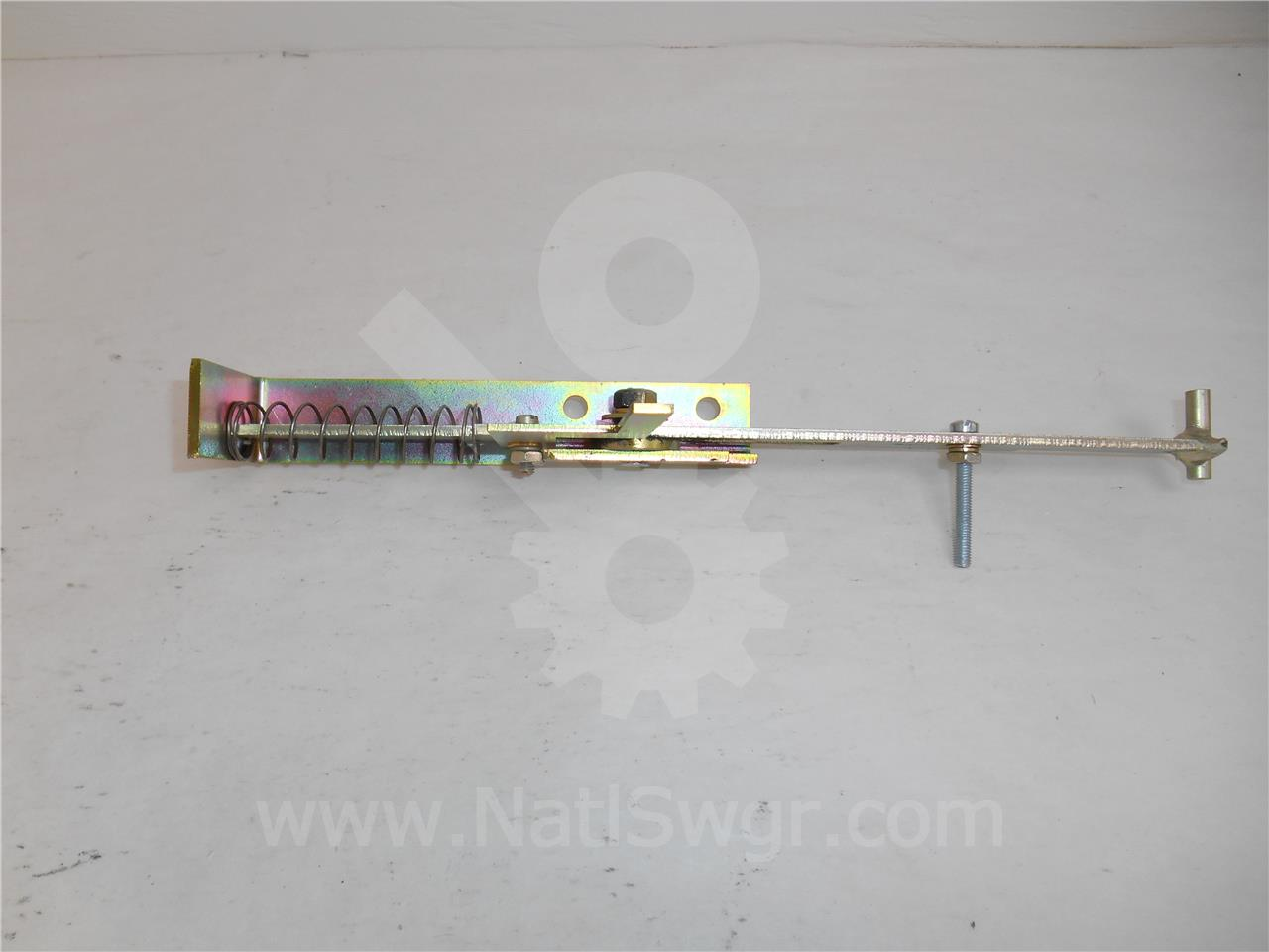 6510C48G03 Cutler-Hammer KIRK KEY INTERLOCK ASSEMBLY, TEST POSITION ONLY FOR VCP-W STANDARD