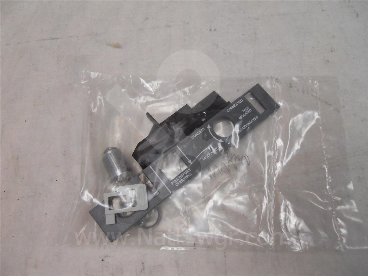 DE6PL2 ABB LOCK OUT RING ASSEMBLY FOR SACE EMAX
