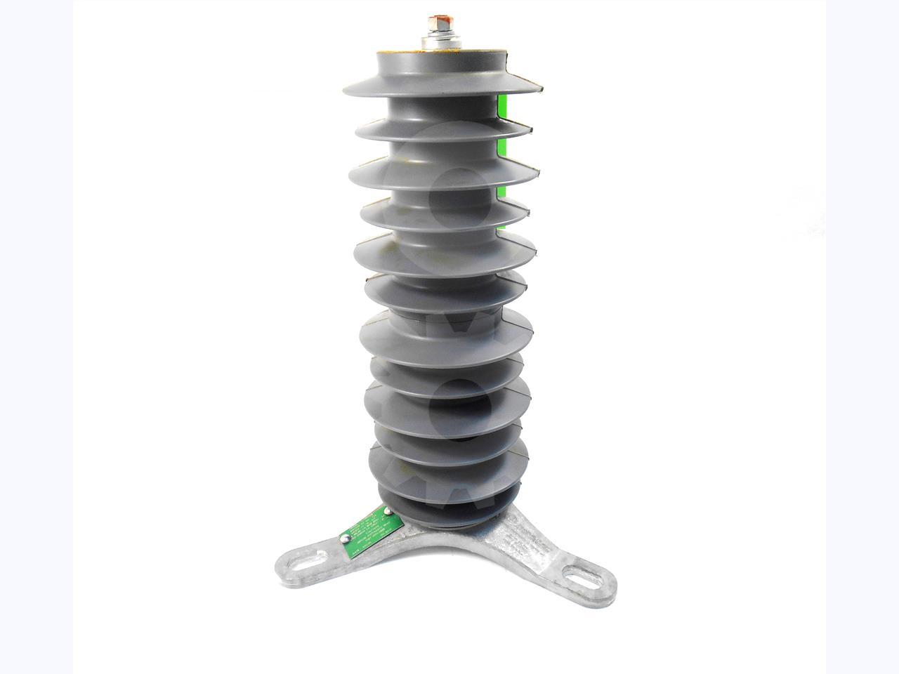 9L11XPT015 GE / General Electric 15KV POLYMER LIGHTNING ARRESTOR 12.7KV MCOV
