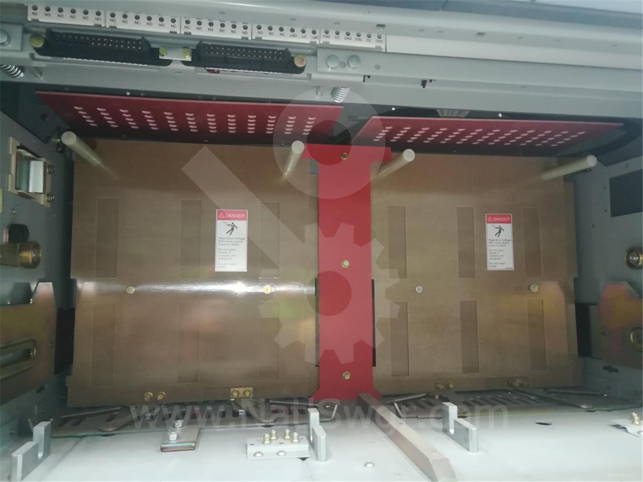 MDSHTR350WL Cutler-Hammer DOUBLE CASSETTE SHUTTER ASSEMBLY FOR MDS 4000-5000A, 6 POLE